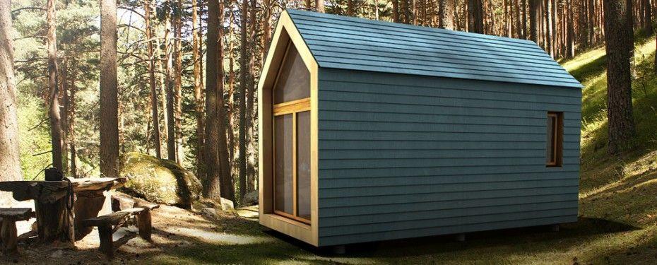 Tiny Houses o Microcasas - Reducir al mínimo el espacio vital es una elección que gana nuevos adeptos cada día.