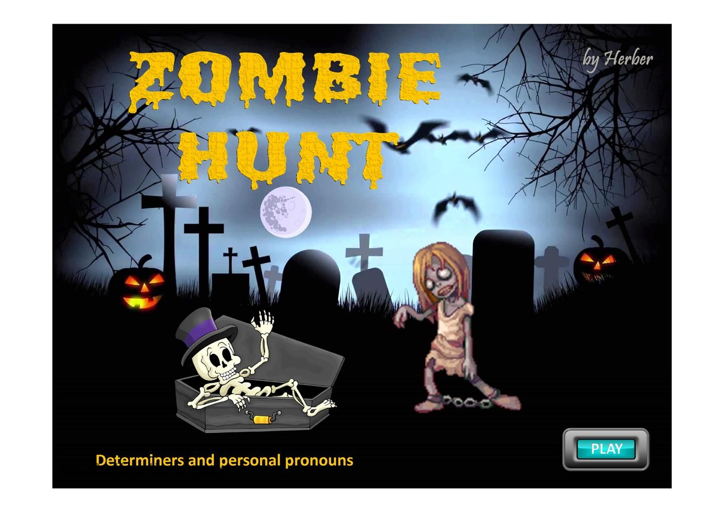 Zombie Hunt With Images