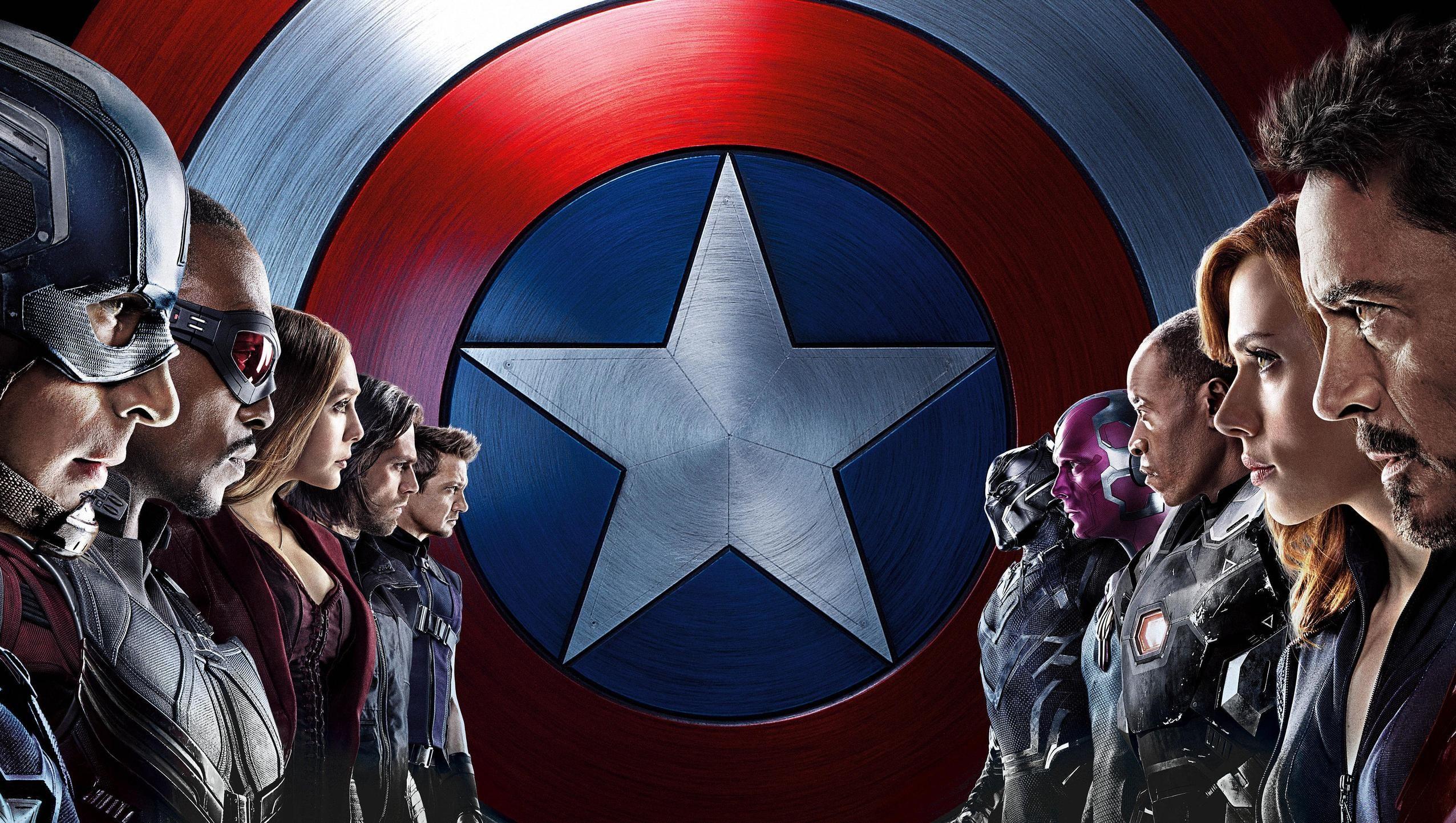 Captain America: Civil War (20...