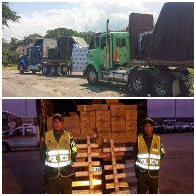 Hoy   es  Noticia: Más de 200 millones de pesos en mercancias de cont...