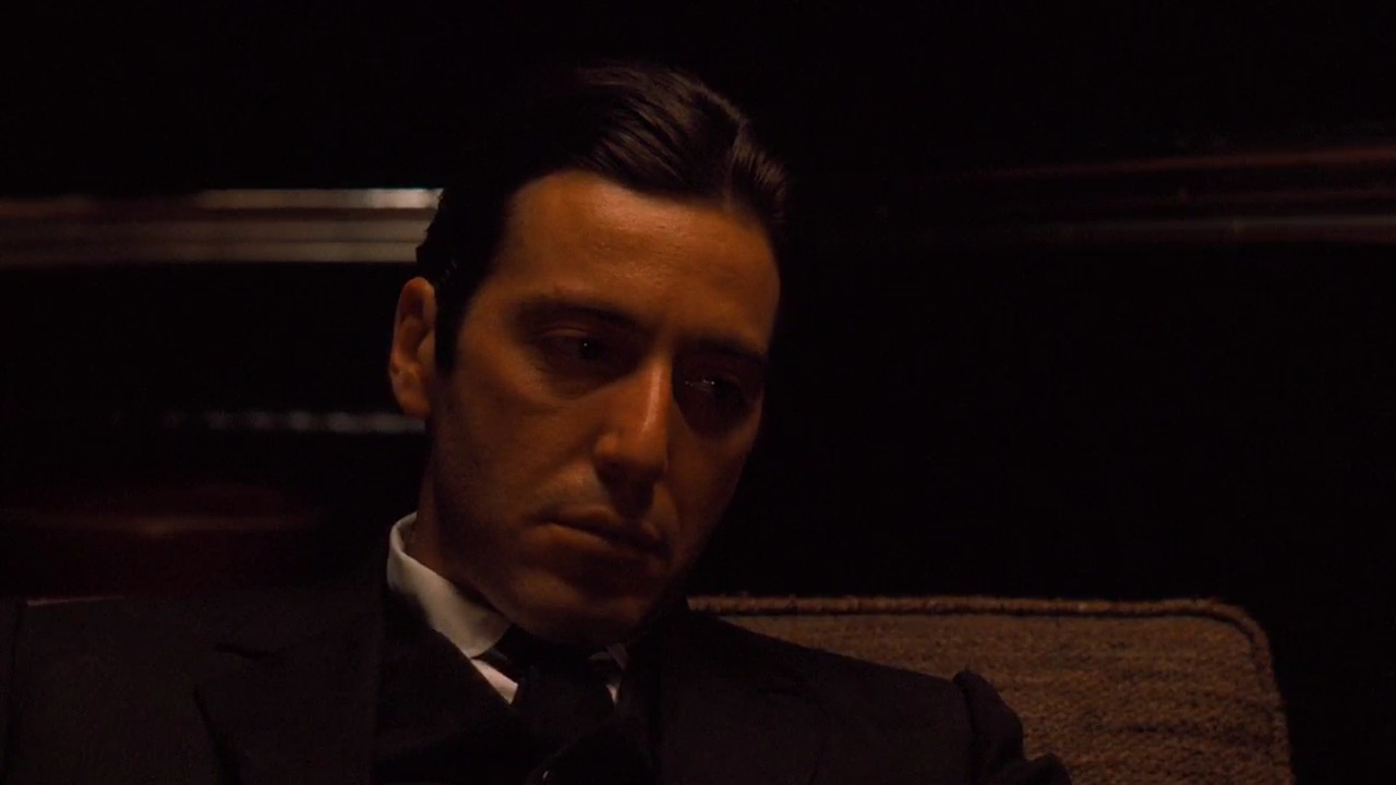 the godfather cinematography