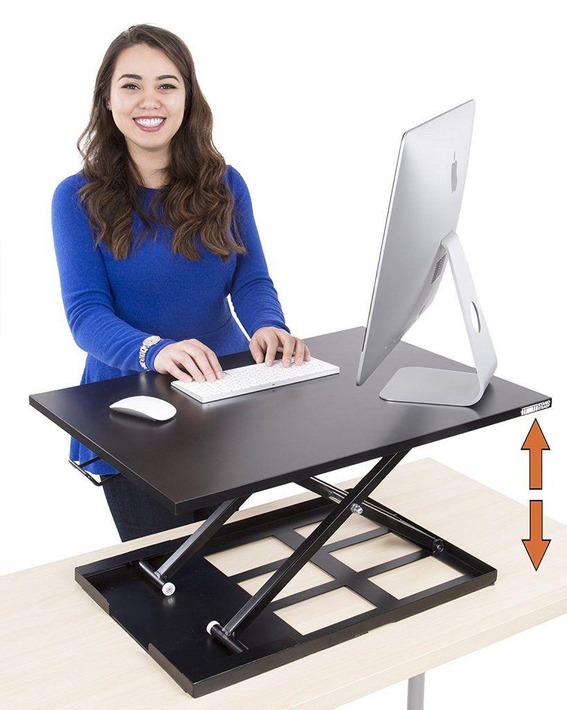 Top 10 Best Adjustable Standing Desks Reviewed Stand And Deliver Stand Up Desk Adjustable Standing Desk Converter Standing Desk Converter