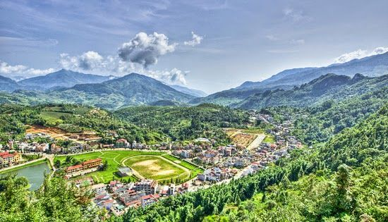 Sapa sapa tourist information center sapa tourism office official website office du - Office du tourisme vietnam ...