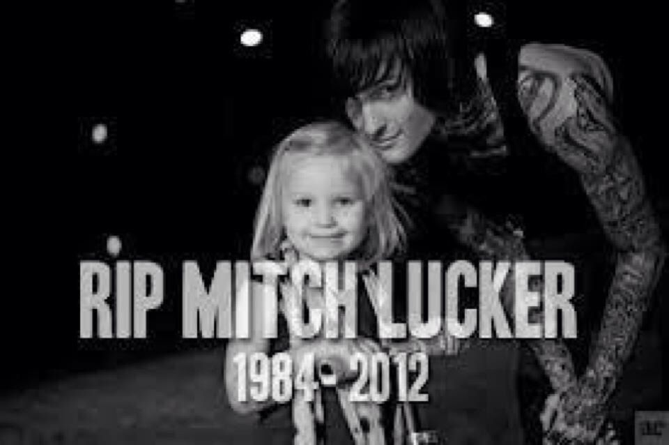 RIP Mitch Lucker by MeowLove on DeviantArt | Mitch lucker
