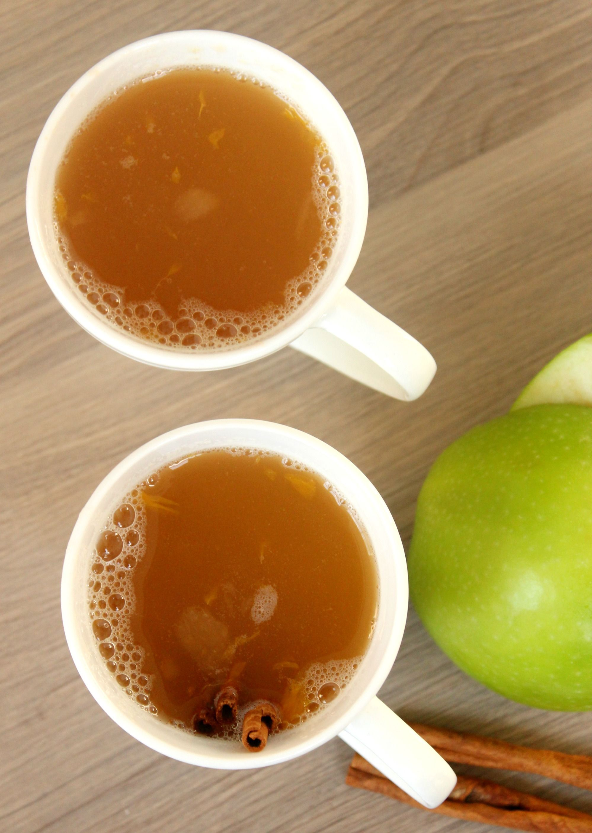 EASY Homemade Slow Cooker Apple Cider Recipe Our s
