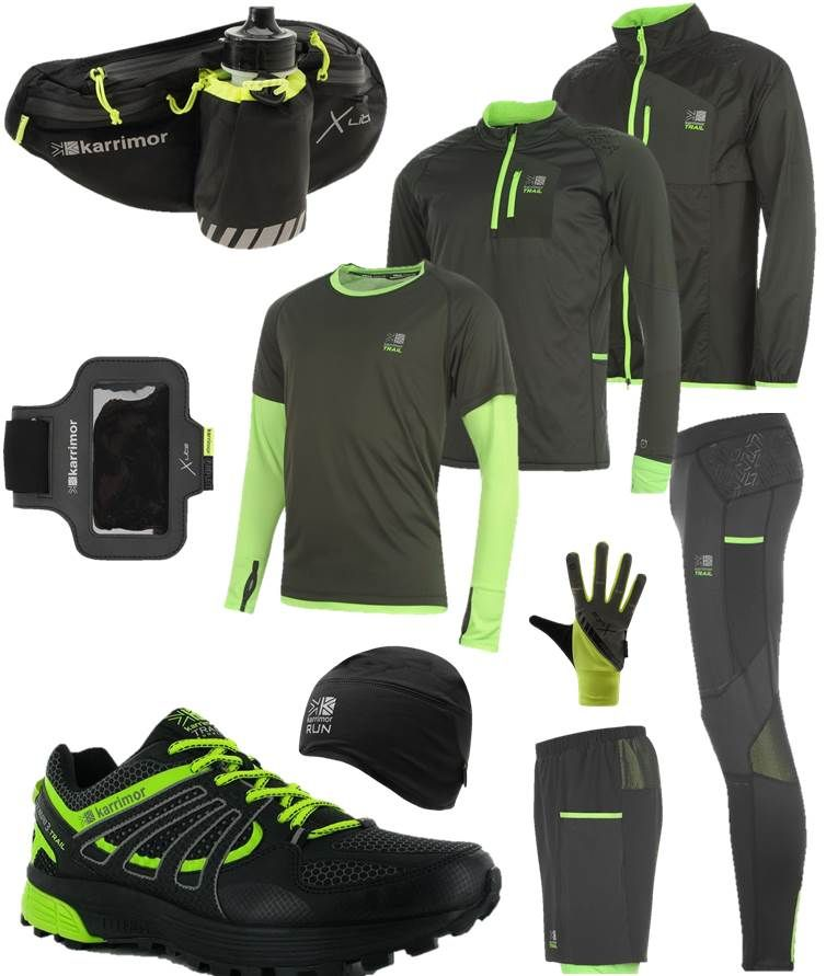 Winter Running Karrimor Stay Warm And Stay Safe With