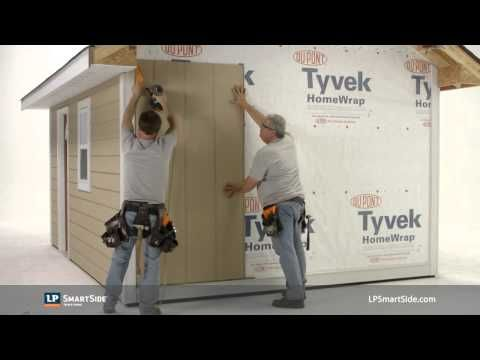 How To Cut And Install Fiber Cement Siding This Old House Youtube Lp Smart Siding Siding