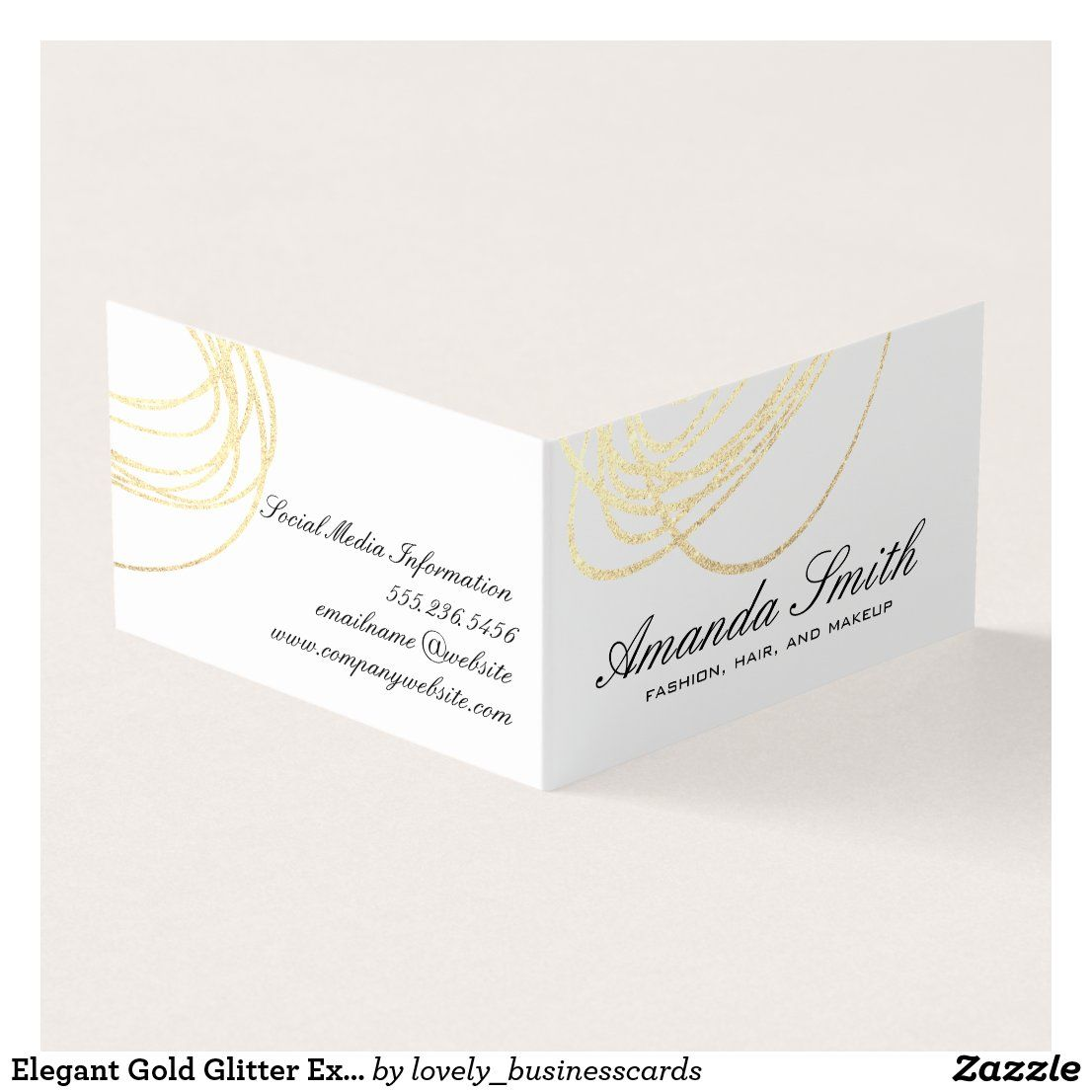 Create Your Own Folded Business Card Zazzle Com Folded Business Cards Business Card Design Professional Business Cards