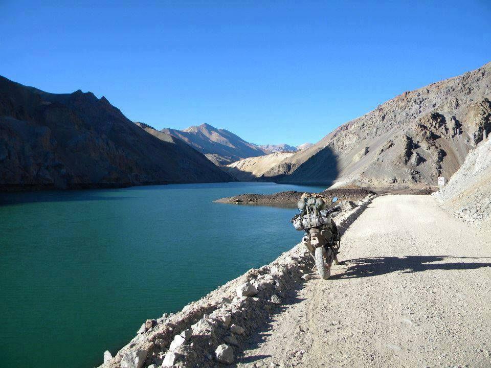 Paso Agua Negra #Chile