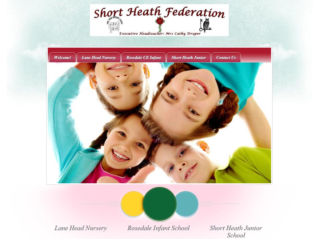 to MyEduWebsite Short Heath Federation http//www