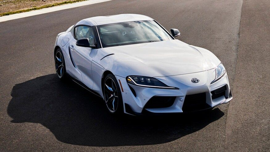 Why the 2021 Toyota Supra Still Doesn't Have a Manual
