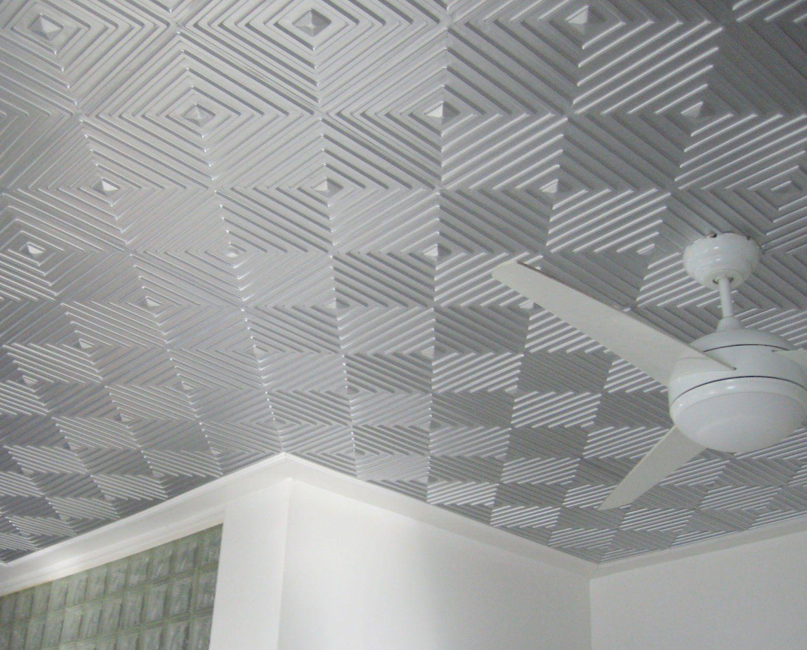 Image Result For Modern Drop Ceiling Tiles Faux Tin Ceiling Plastic Ceiling Tiles Drop Ceiling Tiles