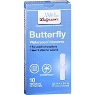 Butterfly Bandage Butterfly Walgreens Closure