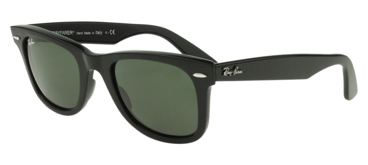 7318ae8015cd8 Ray Ban - Wayfarer 50 - RB2140 - Preto - 901   Oculos !!