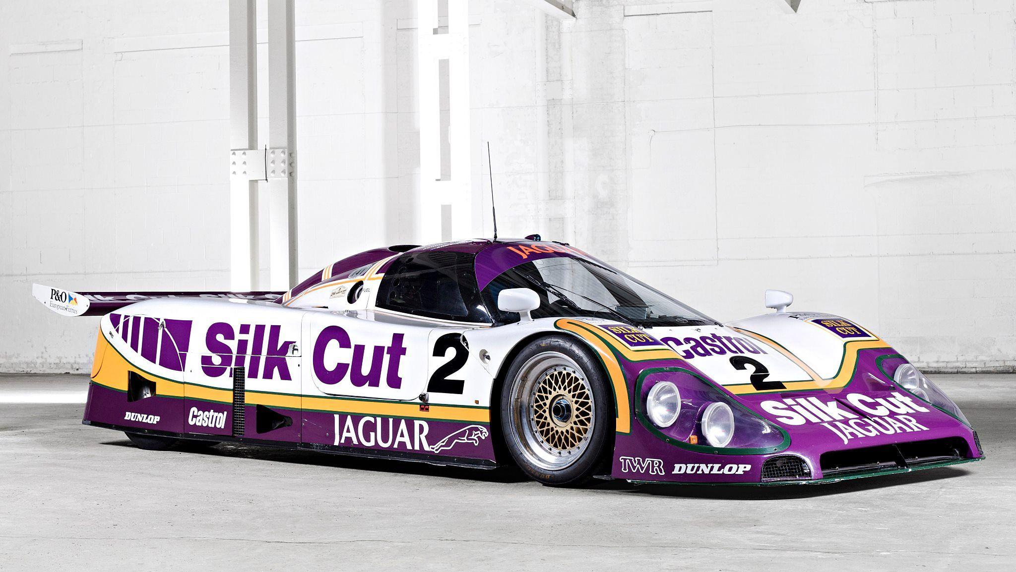 Jaguar Xjr 9 Racing Sports Cars Jaguar