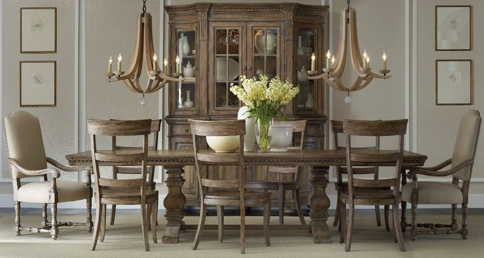 Lovely Room · Pedestal Dining Room Table ...