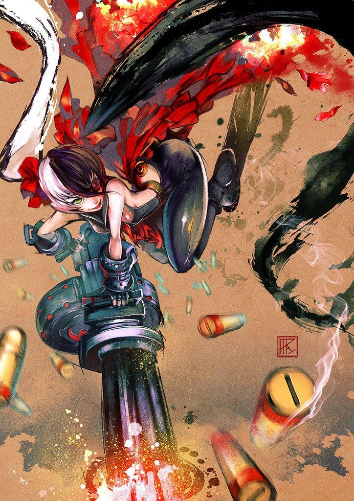 Blade&Soul劍靈藝術大賞:狂蘭 巴哈姆特 Blade and soul