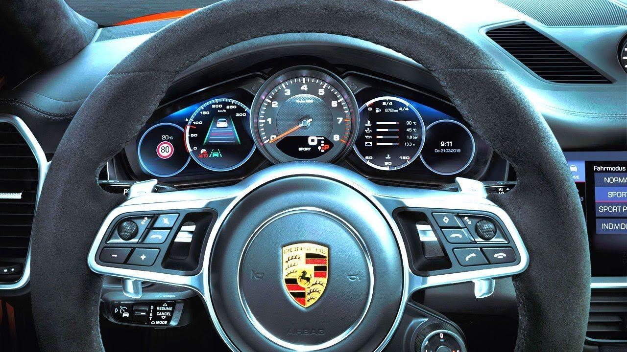 2020 Porsche Cayenne Coupe Turbo Interior Cayenne Turbo Porche Cayenne Porsche Cayenne