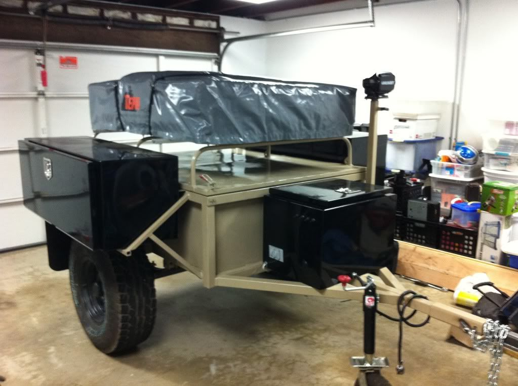 Off road trailers | Thread: Off-Road Trailer for Sale (Southern