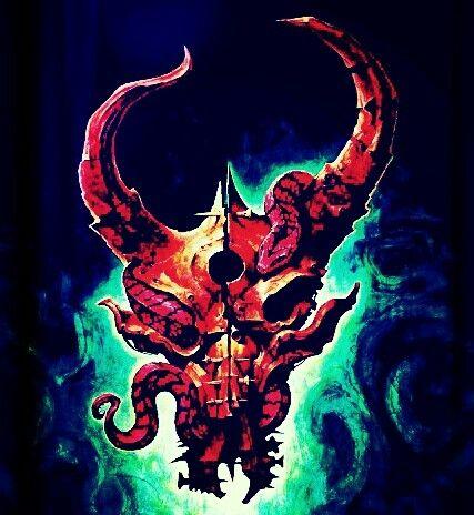Diabolical Mask