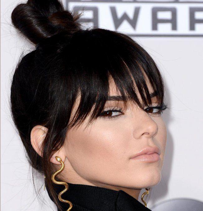 Pin on Hair FRINGE