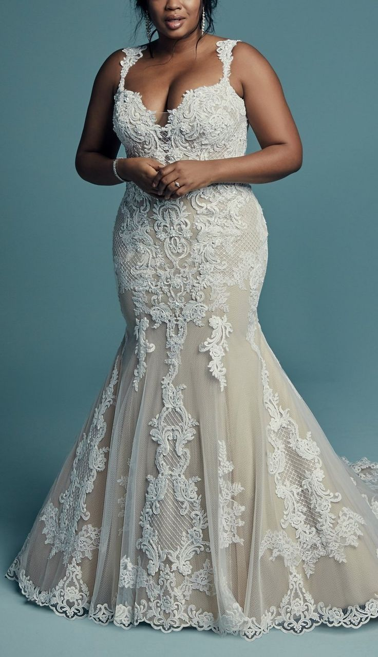 White wedding dress. Brides want to find themselves finding the ...