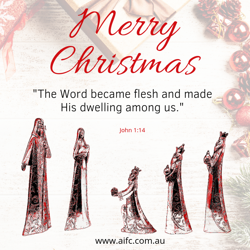 To all the students, staff, partners and friends of aifc