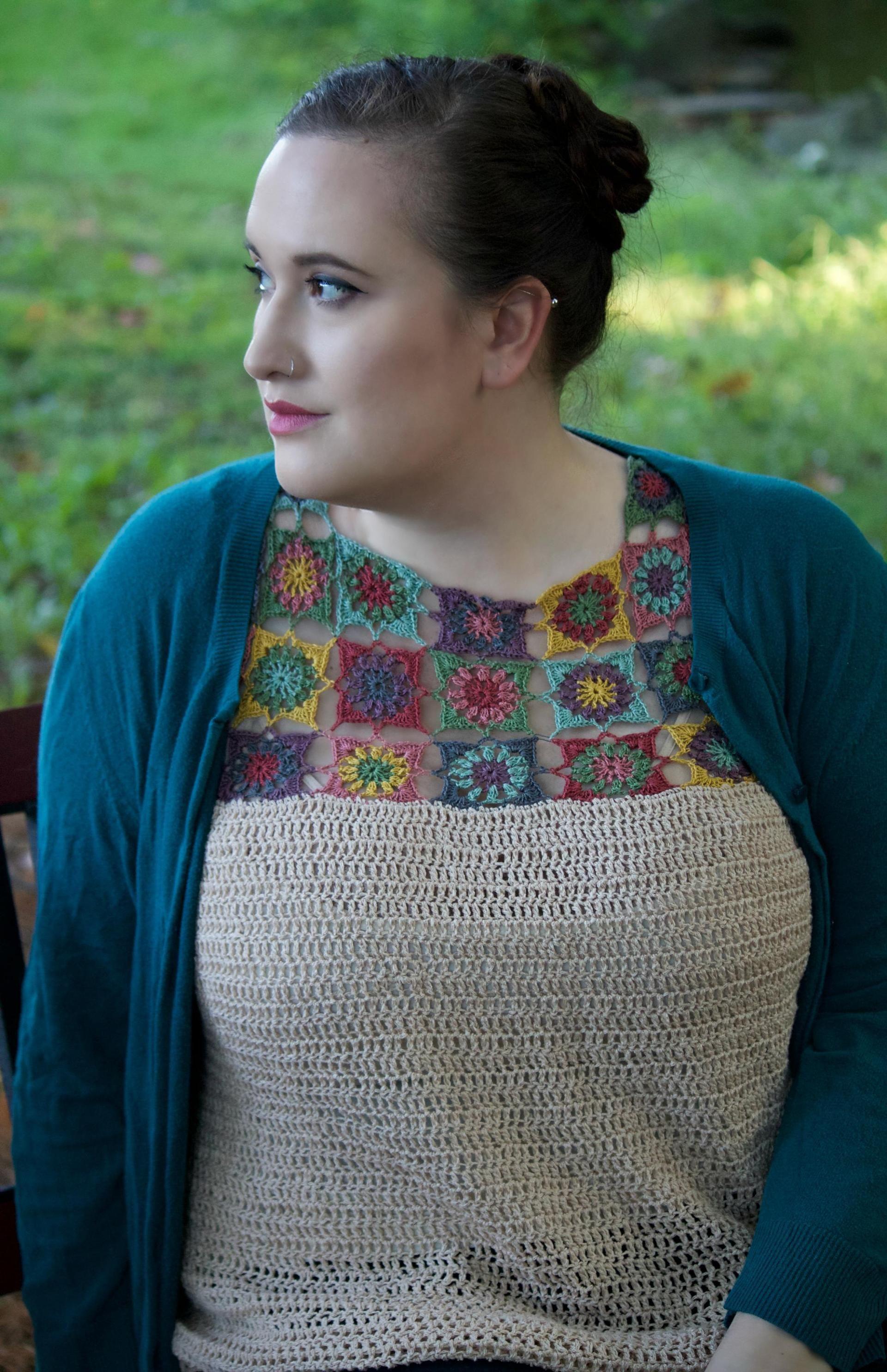 Plus Size Crochet Patterns