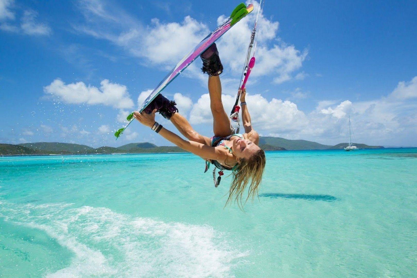 Du KiteSurf à Bali  Le Guide