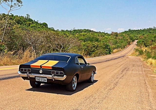 Maverick 4 Cilindros 1975 Ford Maverick Muscle Cars Ford