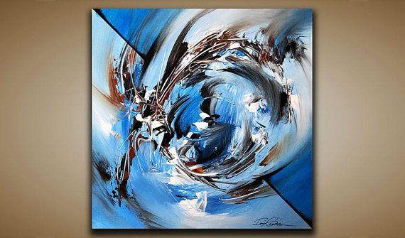 Il s\u0027agit d\u0027une peinture originale, datée et signée par mes soins