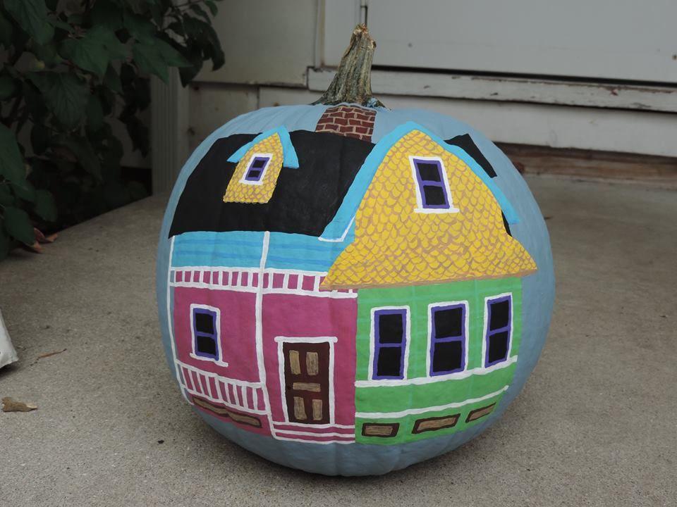 Disney Pixar Up Pumpkin Disney Pixar Up Disney Pixar Pumpkin
