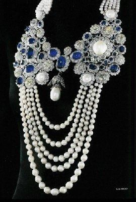 Pearl And Diamond Necklace Http Www Primeslots Com Ar 526087