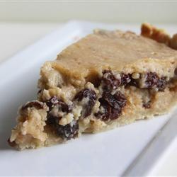 Norwegian Sour Cream And Raisin Pie Raisin Pie Raisin Pie Recipe Sour Cream Raisin Pie
