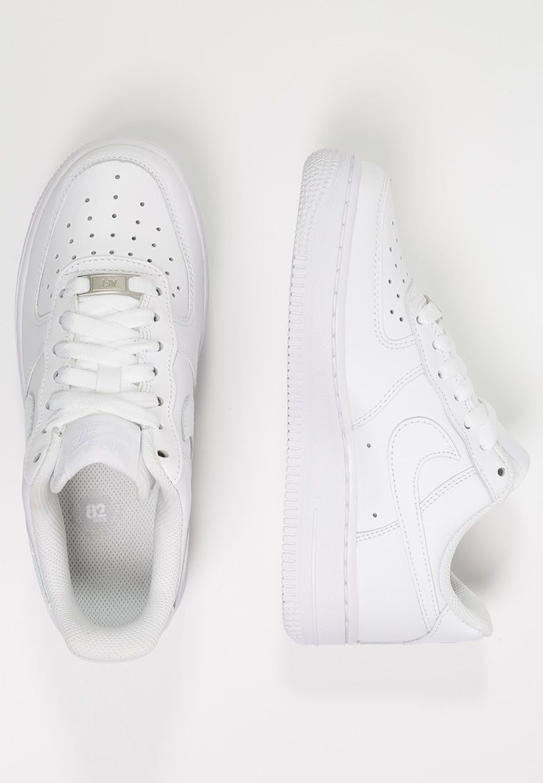 Air Force 1 Sneakers Laag White Zalando Nl Hip Hop Schuhe Weisse Turnschuhe Outfit Nike Sportbekleidung
