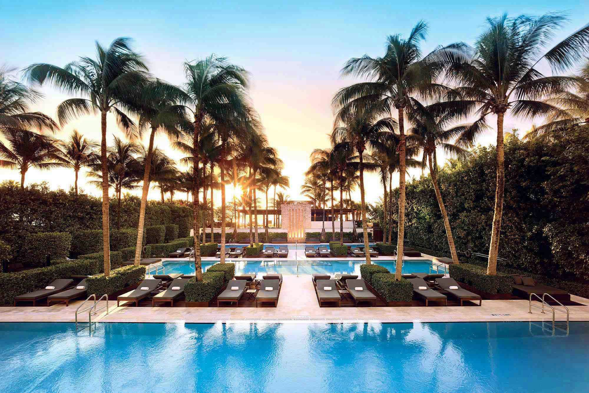 Most Luxury Hotels In Miami For Valentine S Day