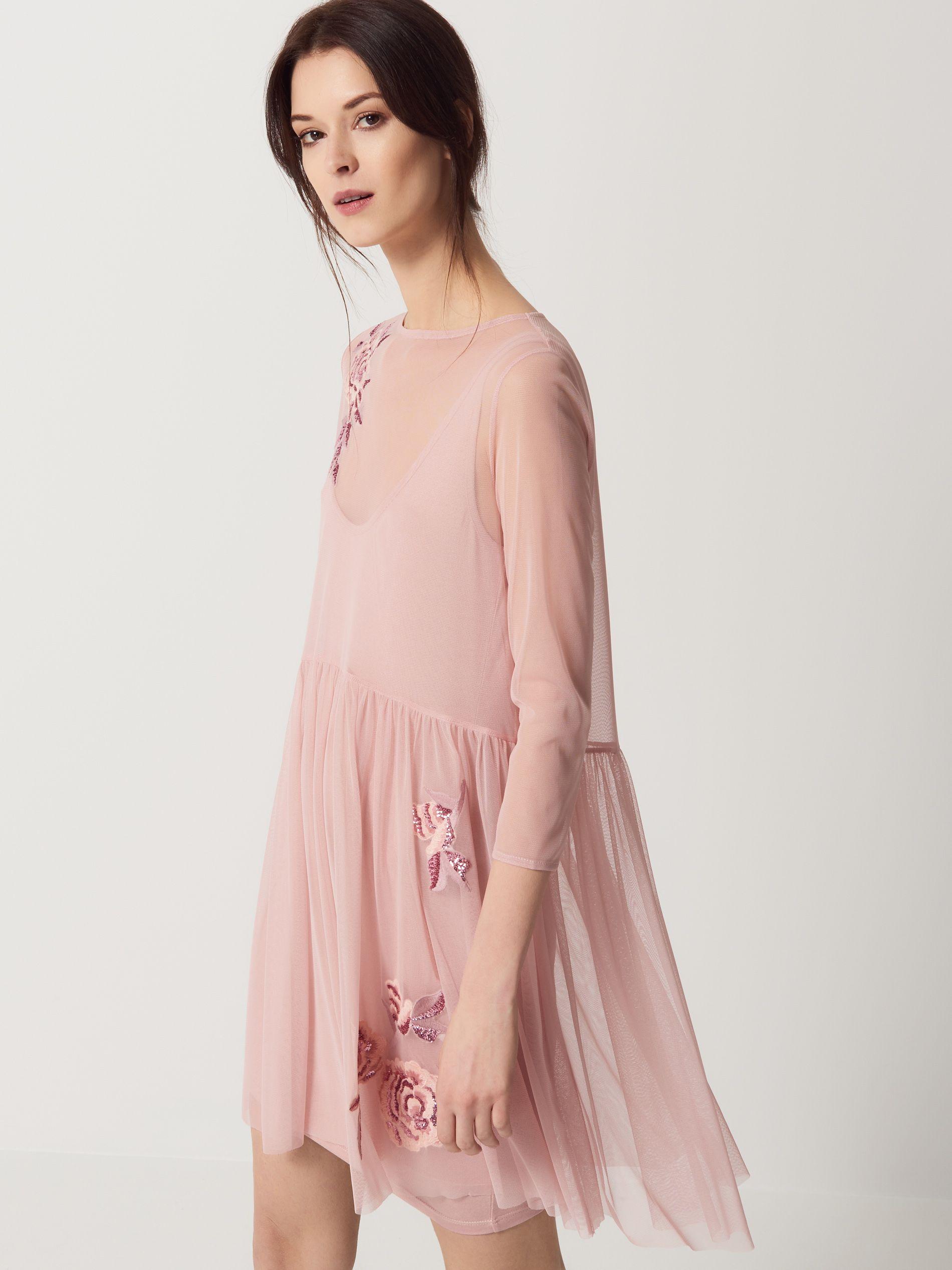 LADIES` DRESS, ROCHII, roz, MOHITO   Pretty dresses   Pinterest