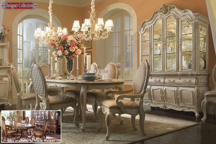 Beautiful Dining Room Victorian Style Part 7