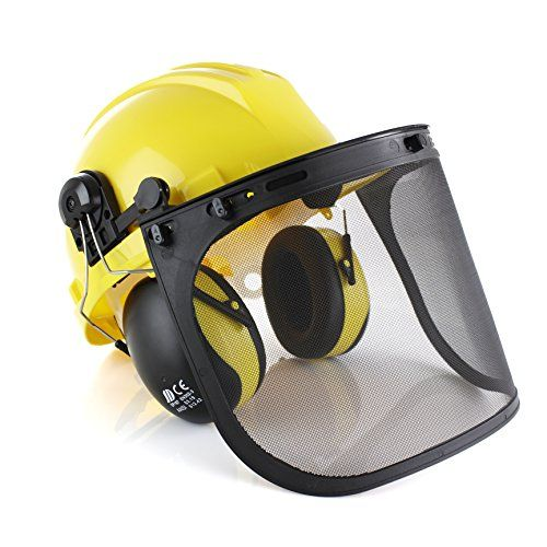 Robot Check Hearing Protection Safety Helmet Industrial Safety