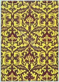 Image result for fabrics used for dresses late 17th century
