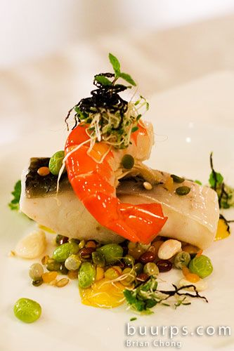 French Fine Dining Food Picture Bing Images Plate Presentation