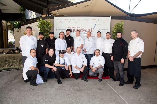 An impressive gathering of chefs came out to support Laguna Beach Uncorked!   Cong tac cam ung 1 nut, {Bán công tắc cảm ứng Soloha tại Hà Nội SOloha cung cấp sản phẩm Công tắc cảm ứng cho nhà thông minh. hot