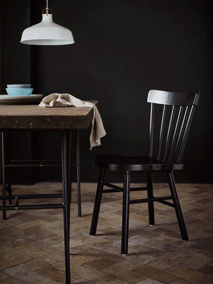die besten 25 ikea st hle holz ideen auf pinterest holzstuhl ikea blaue wohnzimmerfarbe und. Black Bedroom Furniture Sets. Home Design Ideas