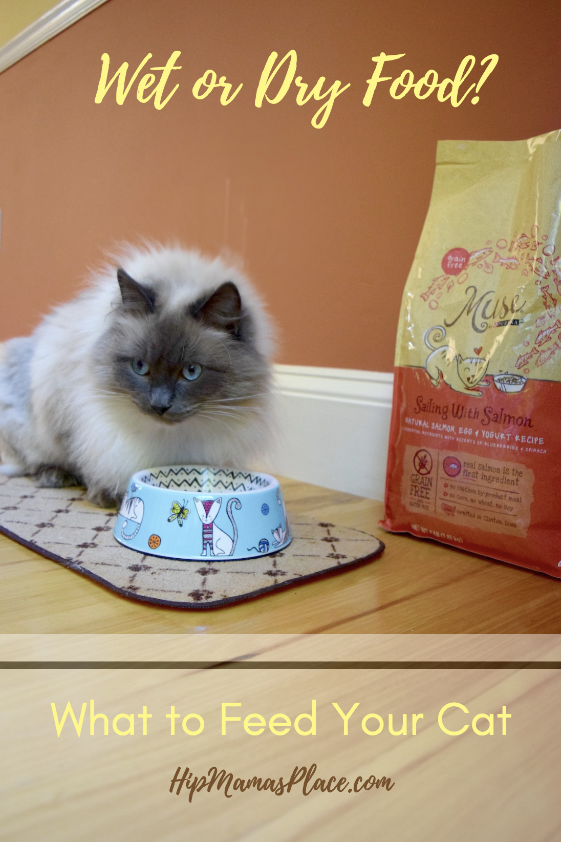 Oscar Approved Purina Muse Cat Food at Petco + Printable