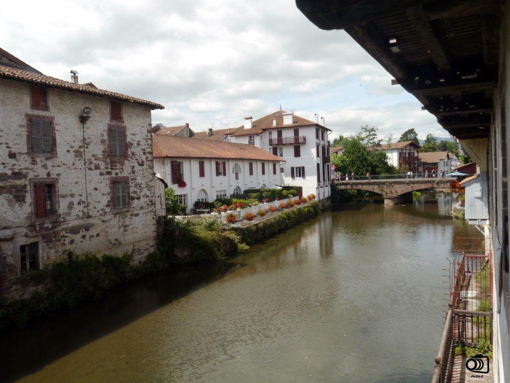 Puente de Eyheraberry, Saint-Jean-Pied-de-Port.