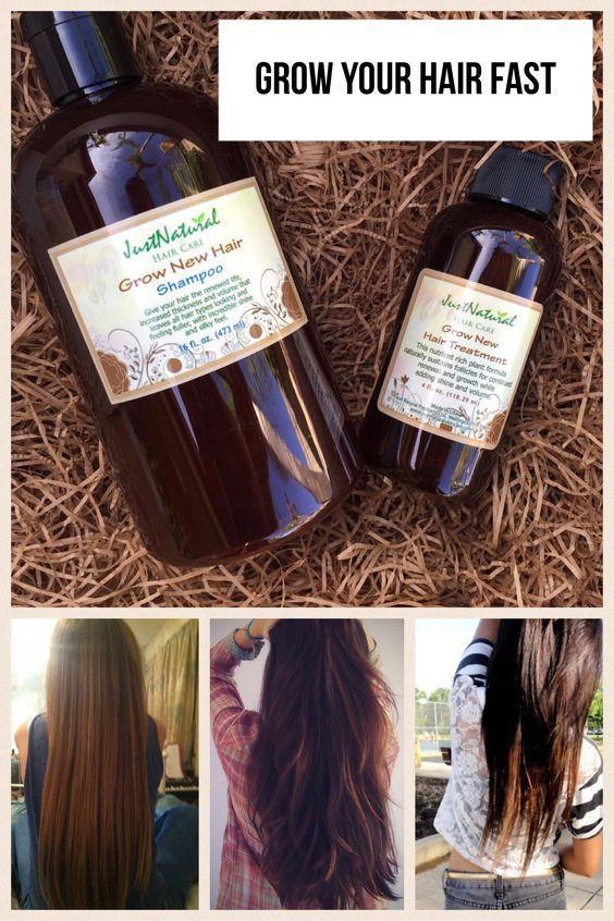 Grow New Hair Shampoo New Hair Hair Shampoo Hair Beauty