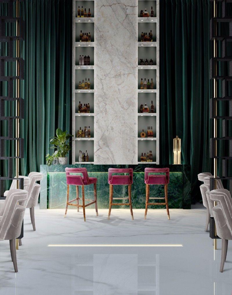 Luxus möbel wohn design wohnzimmer ideen klassische moderne innenarchitektur schreiben heute barhockern speiseräume