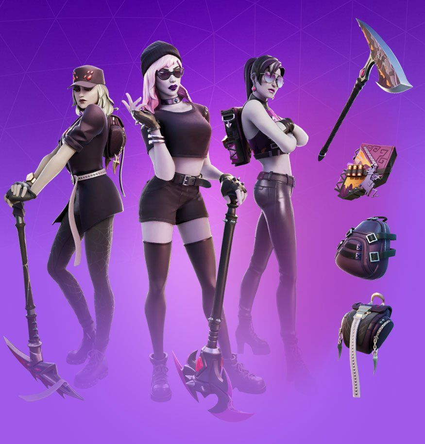Fortnite Arachne Couture Skin Character Png Images Pro Game Guides Skins Characters Fortnite Game Guide