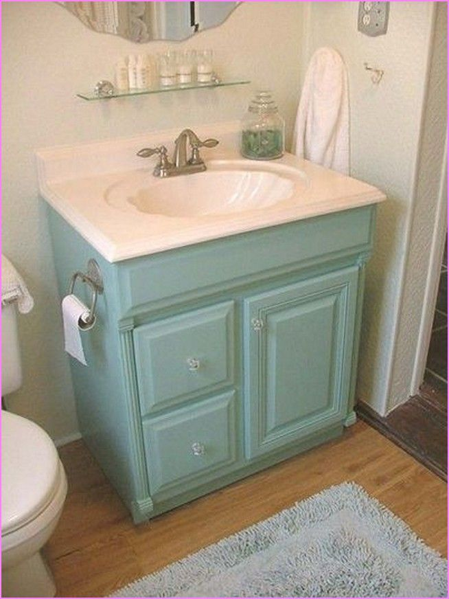 painted bathroom vanity ideas vanities paint colors for with maple rh pinterest com