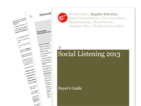 #Social Listening Thrives as Marketers Tune Into #Customer Voice (@eConsultancy)